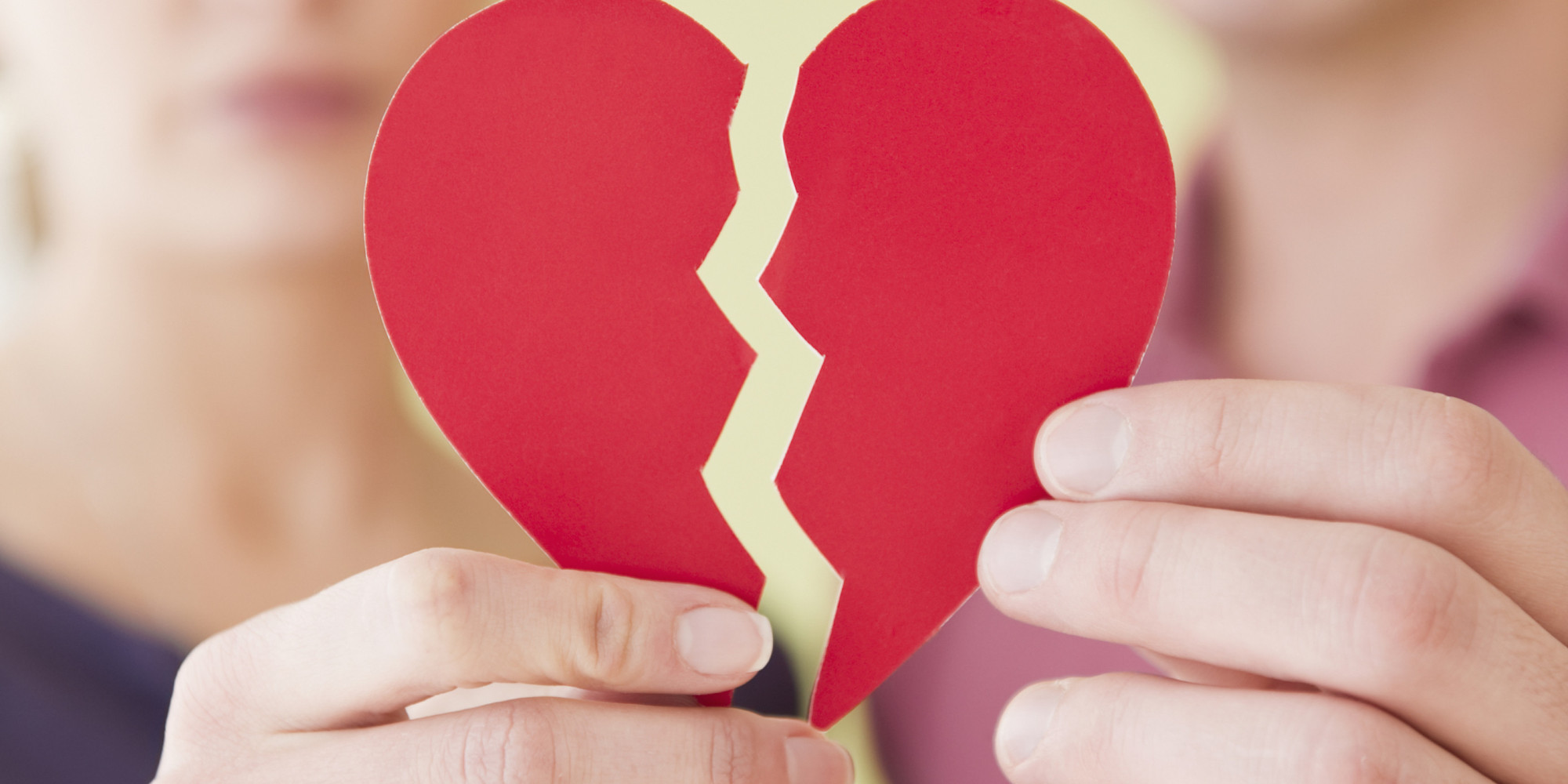 7 Rules For Surviving Your First Breakup Huffpost