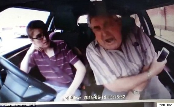driver road rage