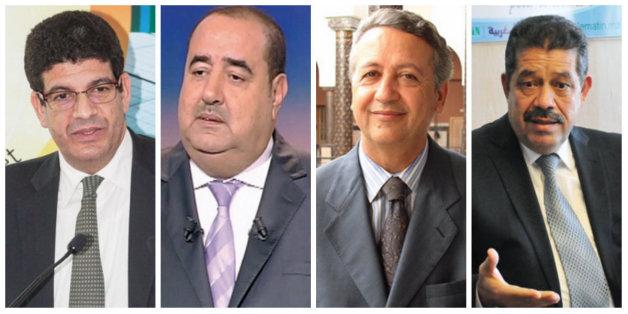 """""""Aucune alliance avec le PJD"""", déclarent les quatre grands partis d'opposition"""