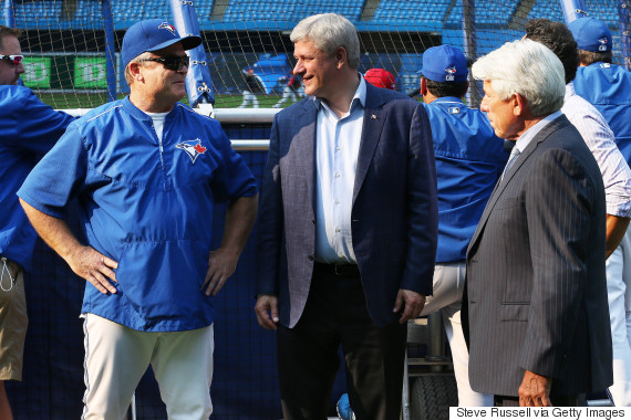 harper and blue jays