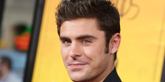 "Zac Efron bei der Premiere seines jüngsten Films ""We Are Your Friends"" im August in Los Angeles"