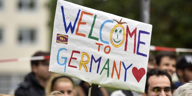 Die Welt feiert Deutschland