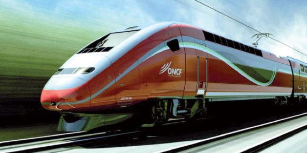 Une deuxième rame de TGV arrive aujourd'hui à Tanger