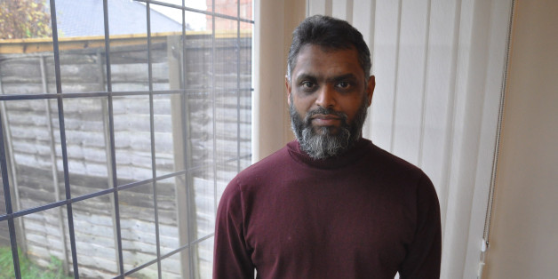BIRMINGHAM, UK:  Moazzam Begg, a former Guantanamo Bay detainee, befriended Omar Khadr during his early incarceration at the U.S. base in Bagram.        (Michelle Shephard/Toronto Star via Getty Images)