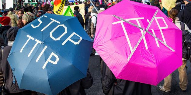 Diese Frau kämpft für TTIP und wird dafür gehasst
