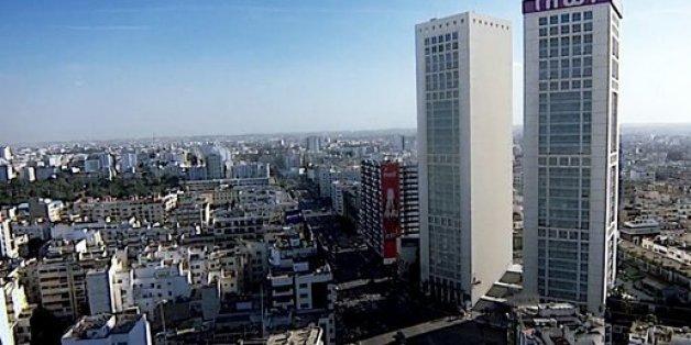Twin Center à Casablanca