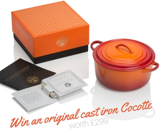 le creuset competition