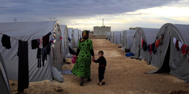 """UN-Experte warnt: """"Flüchtlingszahl aus Syrien könnte drastisch steigen"""""""