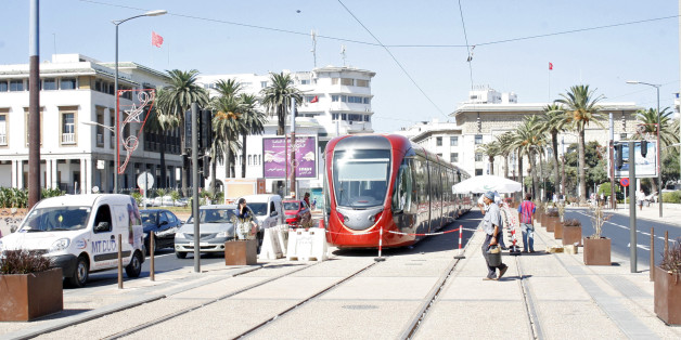 Démarrage des travaux de la ligne 2 du tramway à Casablanca