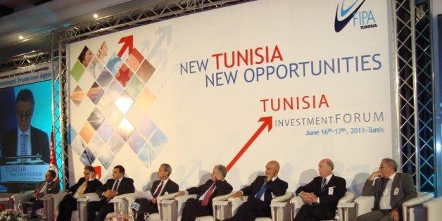 "[Houda Trabelsi] The Tunisia Investment Forum brought together hundreds of international entrepreneurs and politicians.  منتدى الاستثمار المنعقد في تونس يجمع المئات من رجال الأعمال والسياسيين من دول عديدة  Le Forum tunisien sur l'investissement a réuni des centaines de chefs d'entreprises et des reponsables politiques internationaux.  <a href=""http://magharebia.com/cocoon/awi/xhtml1/en_GB/features/awi/features/2011/06/20/feature-03"" rel=""nofollow"">magharebia.com/cocoon/awi/xhtml1/en_GB/features/awi/featu...</a>  <a href=""http://magharebia.com/cocoon/awi/xhtml1/ar/features/awi/features/2011/06/20/feature-03"" rel=""nofollow"">magharebia.com/cocoon/awi/xhtml1/ar/features/awi/features...</a>  <a href=""http://magharebia.com/cocoon/awi/xhtml1/fr/features/awi/features/2011/06/20/feature-03"" rel=""nofollow"">magharebia.com/cocoon/awi/xhtml1/fr/features/awi/features...</a>"