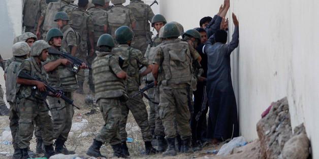 Die Türkei schickt Bodentruppen gegen die PKK