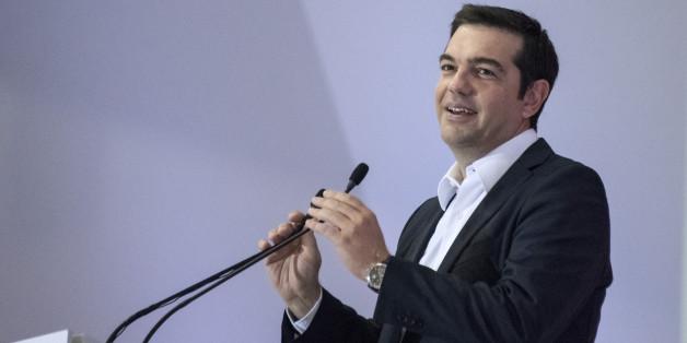 Die radikale Wandlung des Alexis Tsipras