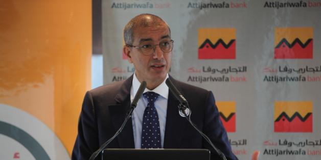 Hassan Bertal, Directeur Général Adjoint en charge du marché de l'entreprise du groupe Attijariwafa bank