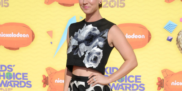 "Kaley Cuoco-Sweeting bei den ""Kids' Choice Awards"""