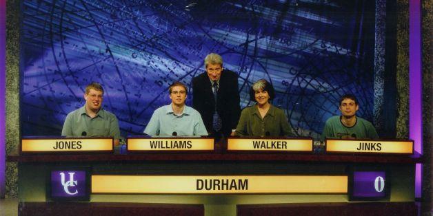 Dafyd JonesMark Williams[Jeremy Paxman]Caroline Walker (Captain)Tom Jinks