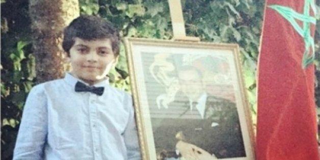 L'enfant syrien Haider qui attendait son visa est arrivé au Maroc
