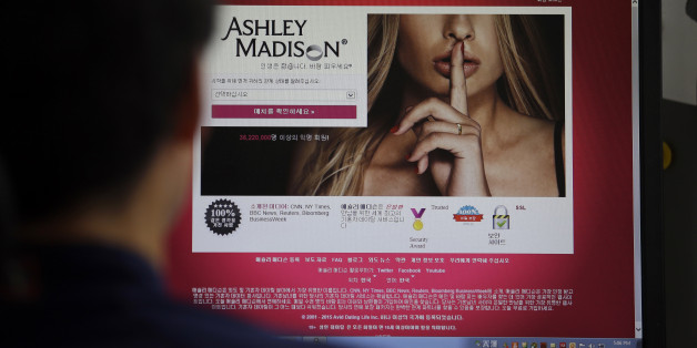 "FILE - A June 10, 2015 photo from files showing Ashley Madison's Korean web site on a computer screen in Seoul, South Korea. Hackers claim to have leaked a massive database of users from Ashley Madison, a matchmaking website for cheating spouses. In a statement released Tuesday, Aug. 18, 2015, a group calling itself Impact Team said the site's owners had not bowed to their demands. ""Now everyone gets to see their data,"" the statement said. (AP Photo/Lee Jin-man, File)"
