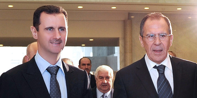 Geheimer Friedensplan: Assad soll ins Exil nach Moskau