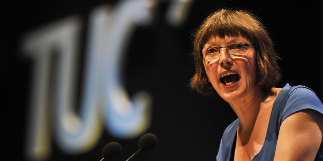 New TUC General Secretary Frances O'Grady