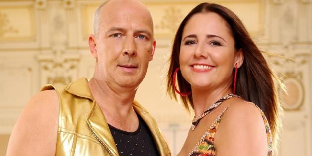 """Mario Basler und Doris Büld sind am Freitag in der RTL-Tanzshow """"Stepping Out"""" zu sehen"""
