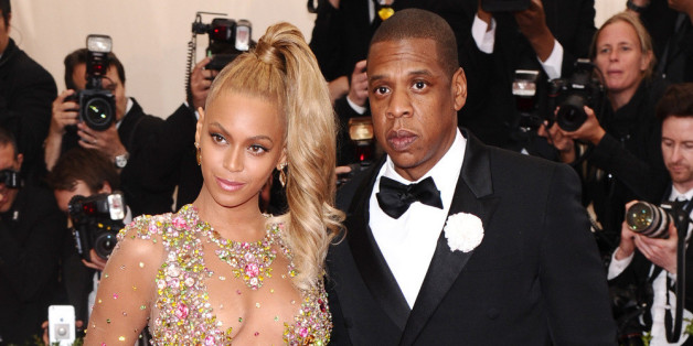 Beyoncé und Jay Z auf der Met Gala 2015