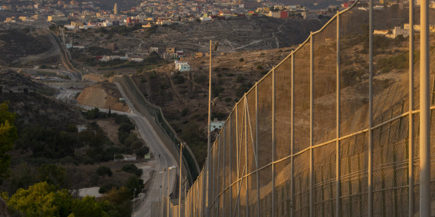 À Melilla, porte d'entrée pour l'Europe pour les réfugiés syriens