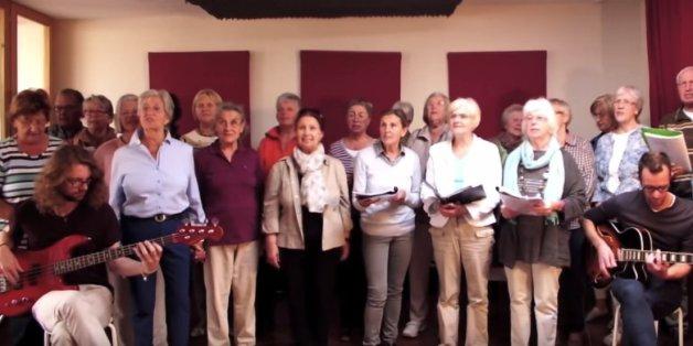 Die deutschen Rentner haben eine Botschaft an alle Hassfratzen