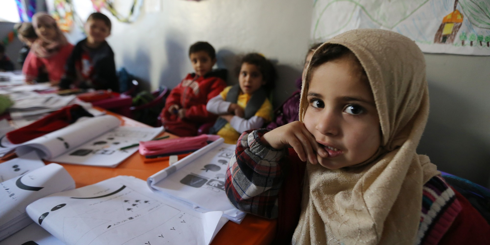 why we desperately need to help syrian refugee children get to
