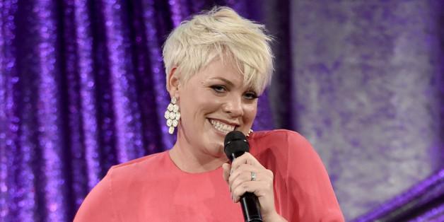 Pink bei den BMI Pop Awards im Mai