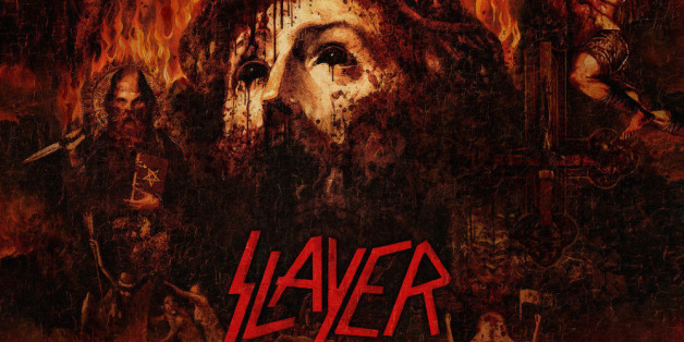 "Slayers Cover zum Album ""Repentless"""