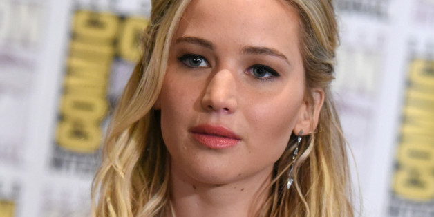Jennifer Lawrence fühlt sich auch manchmal unsicher
