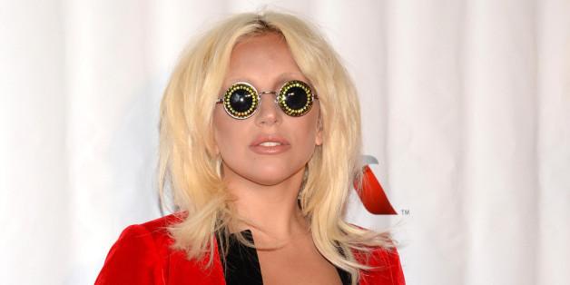 Auf Lady Gagas Emmy-Outfit darf man gespannt sein