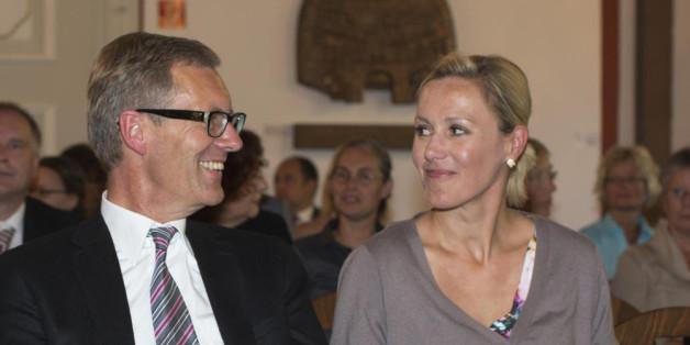 Christian und Bettina Wulff im September 2012