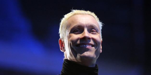 """Der Erfolg der """"Aktion Arschloch"""" dürfte auch Ärzte-Frontmann Farin Urlaub ein breites Grinsen ins Gesicht zaubern"""