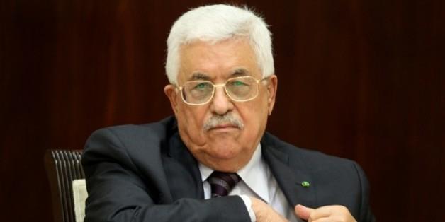 Le président palestinien Mahmoud Abbas le 1er septembre 2015 à Ramallah  © AFP/Archives ABBAS MOMANI