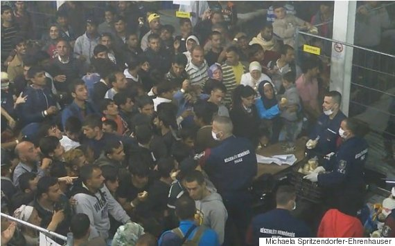 refugee crisis hungary