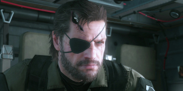 """Metal Gear Solid V""-Held Snake"