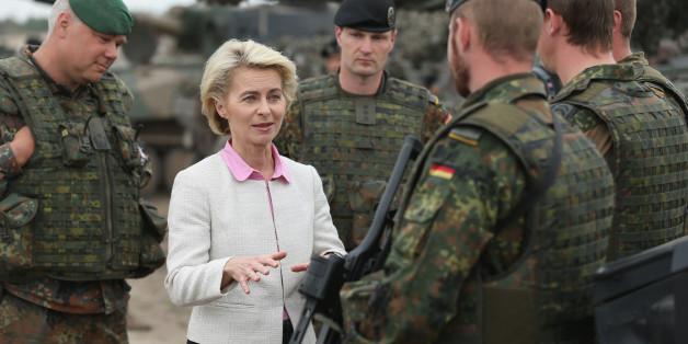 Die Bundeswehr vergrößert ihr Engagement in der Flüchtlingskrise