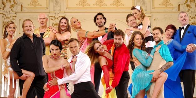 """Die Tanzpaare der neuen RTL-Show """"Stepping Out"""" sind alle berühmt"""