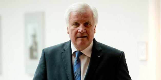 Seehofer droht weiter mit einer Verfassungsklage