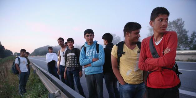 Flüchtlinge in Langenfelder Notunterkünften bekommen GEZ-Gebührenbescheide