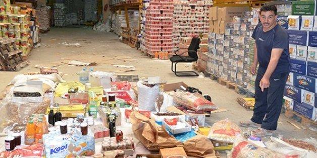 Cet été, près de 800 tonnes de produits impropres à la consommation ont été détruites