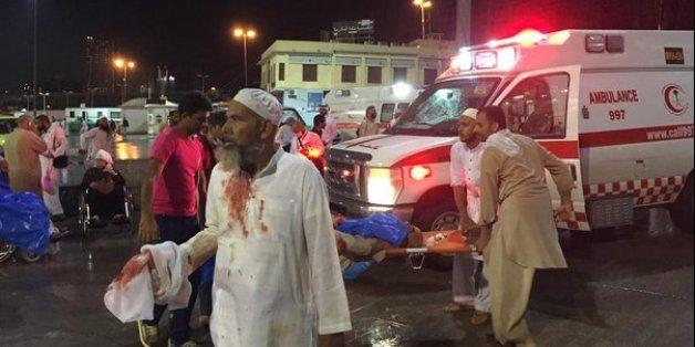 URGENT: La chute d'une grue provoque la mort de plus de 60 personnes à la Mecque