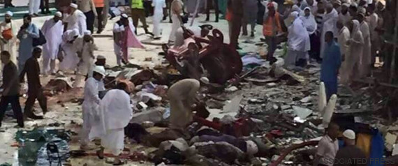 mecca collapse