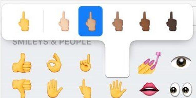 Die neuen Emojis sind da