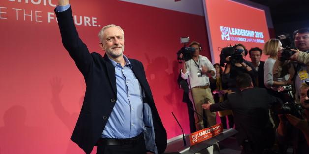 Jeremy Corbyn ist neuer Labour-Chef