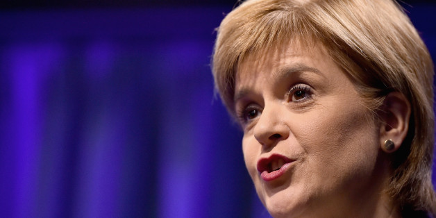 First Minister Nicola Sturgeon hosts a humanitarian summit at St Andrew's House in Edinburgh, where she insisted the UK can and must do more to help refugees fleeing Syria for Europe.