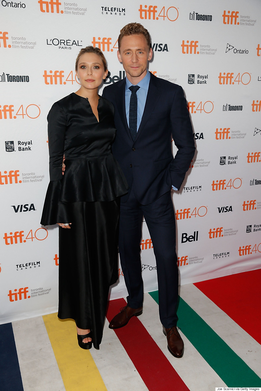 elizabeth olsen tom hiddleston tiff