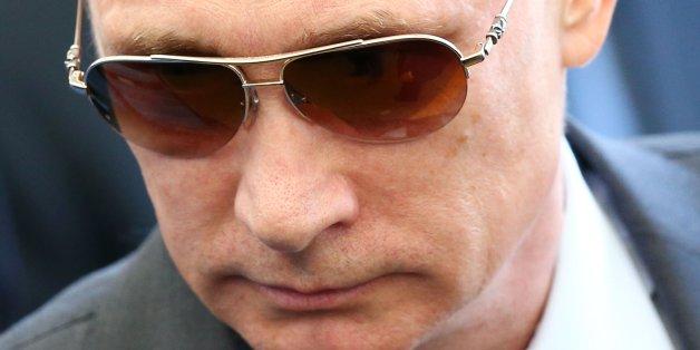 Bei Putins Einsatz in Syrien geht es in Wirklichkeit um die Ukraine