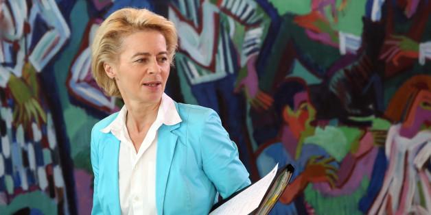 Ursula von der Leyen will eine eigene Einheit von Cyber-Kriegern